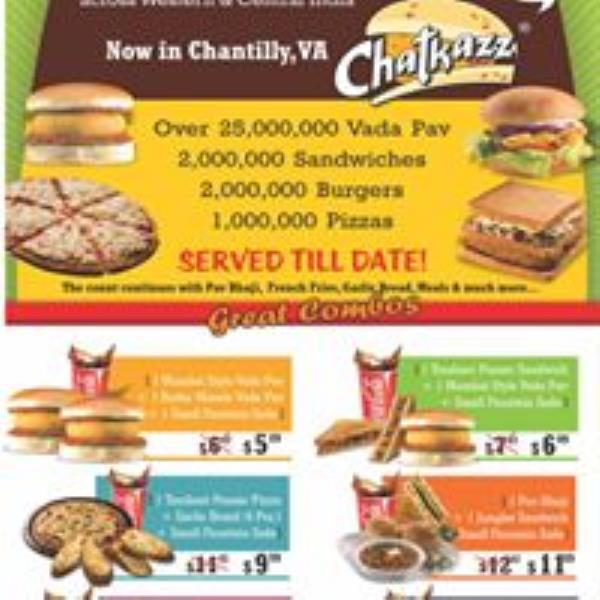 CHATKAZZ - Indian Fast Food
