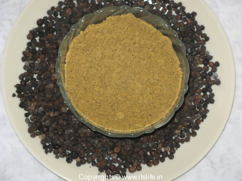 Pepper Rasam Powder
